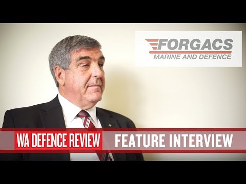 FEATURE INTERVIEW: Part 1 - Mike Deeks CSC, Managing Director, Forgacs Marine and Defence