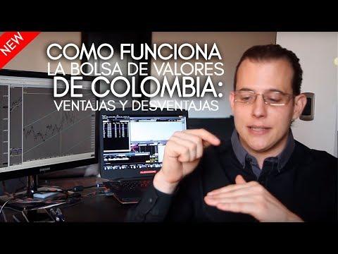 Como funciona la Bolsa de Valores de Colombia: Ventajas y Desventajas