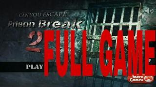 Can You Escape Prison Break 2 Walkthrough