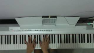 """""""活出爱 Live Out Love"""" Piano Cover"""