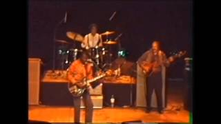 Jimmy Bock et Chuck Berry Festival de Jazz 1993 Johnny B Goode