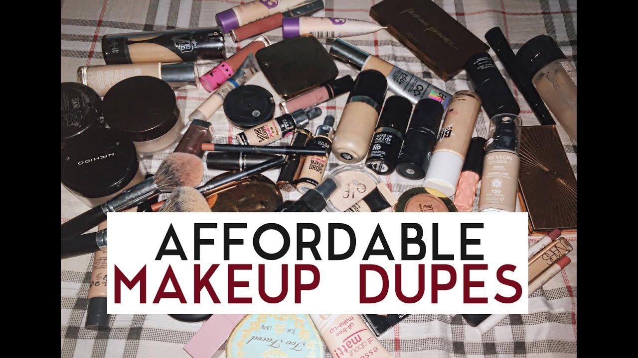 Affordable Dupes For High End Makeup (PHILIPPINES)  79e27a3d3