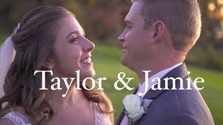 Taylor & Jamie Wedding - October 20, 2017