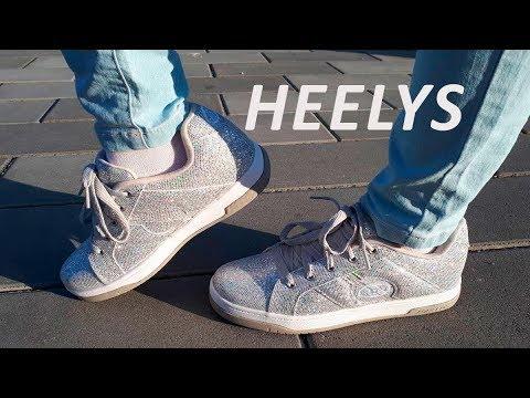 Мои роликовые кроссовки Heelys | Кроссовки Хилис
