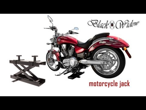 Black Widow Motorcycle Lift Jack from YouTube · Duration:  1 minutes 54 seconds