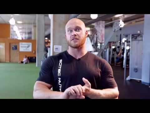 Pre-Workout Tricks for Muscle Growth | MI40 University Ben Pakulski