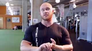 Pre-Workout Tricks for Muscle Growth | MI40 University - Ben Pakulski