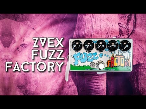 ZVex Fuzz Factory - I heard a lot of great stuff about this thing!