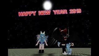 Happy New Year 2019-Roblox Australia
