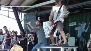 Every Time I Die - No Son Of Mine - 8.4.12