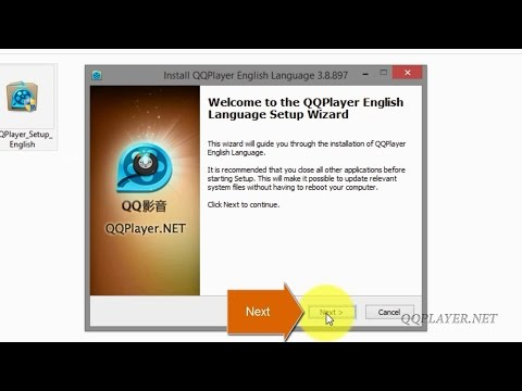 Steps Install QQPlayer and Language Pack [New]