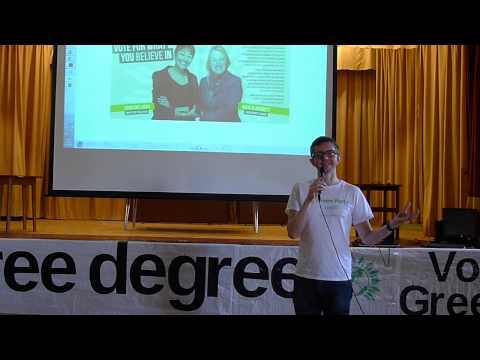 #makeleedsgreen: Tim Goodall - Leeds North West