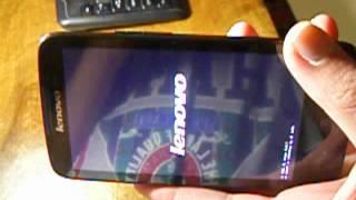 Reboot Lenovo A820