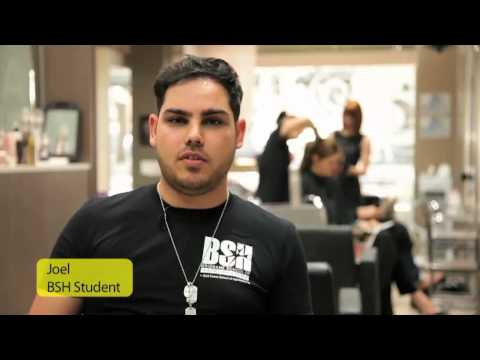 Life at Brisbane School of Hairdressing