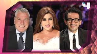 #MBCTrending - ما سر فستان نجوى كرم بختام #ArabsGotTalent ؟