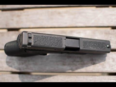CCW Glock Mods: Grip Tape