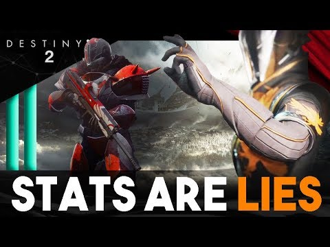 The ONLY Destiny 2 Stat That Matters - Main Stats Are Lies