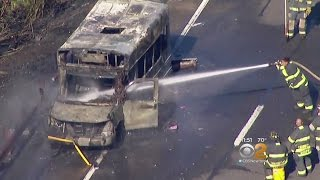 10-Year-Old Saves Classmates From School Bus Fire