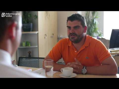 Roman Hanák /ČSSD/ - celý rozhovor