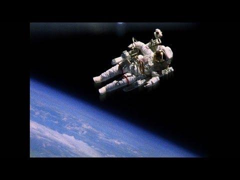 A Spacewalker's Emergency Lifejacket