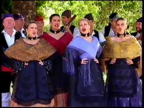 LA JOTA ARAGONESA  1993  vhs video   el periodico de aragon