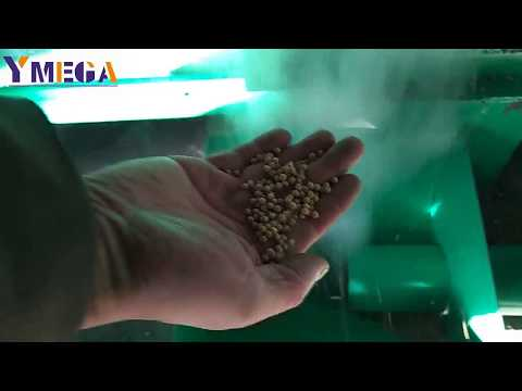 Yearmega Dry Type Floating Fish Feed Extruder And Feed Drying Machine