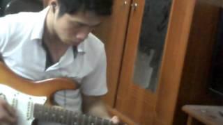 Thaf  rằng chia tay-  hòa tấu guitar