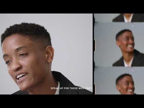 Pharrell takes a stand for women with shoe campaign