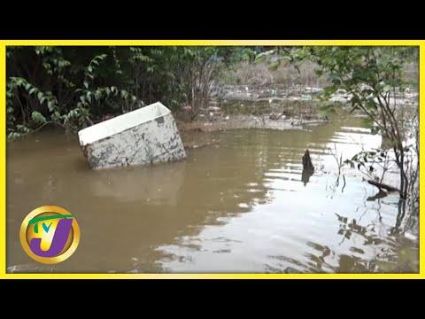 Clarendon Residents Hard Hit by Tropical Storm Elsa | TVJ News - July 5 2021