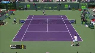 Andy Murray Hot Shot Miami Open Semis 2015