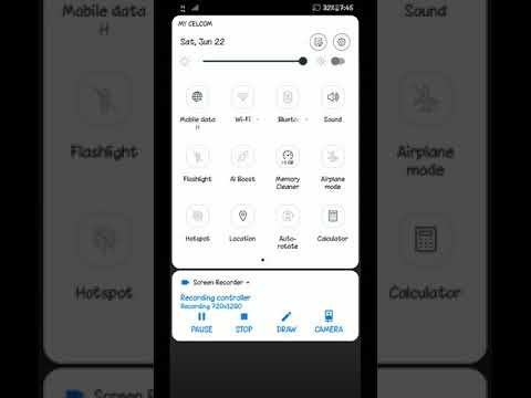 How To Enable Dark Mode In Zenfone 5 Ze620kl / Asus X00QD