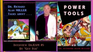 Dr.RAM#5 : Power Tools, a book by Dr Richard Alan Miller
