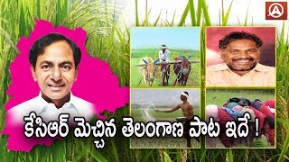 KCR Farmer SPECIAL SONG 2017 | Telangana Formation Day Special Song  | Namaste