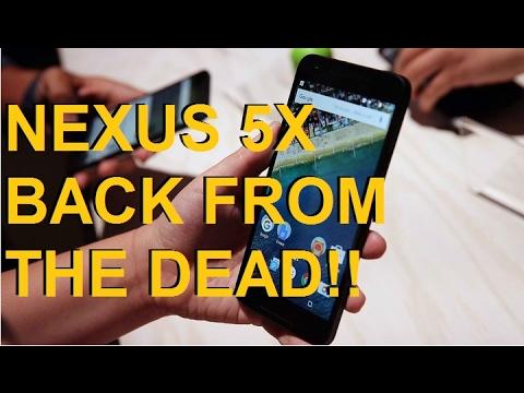 Nexus 5x Schematic