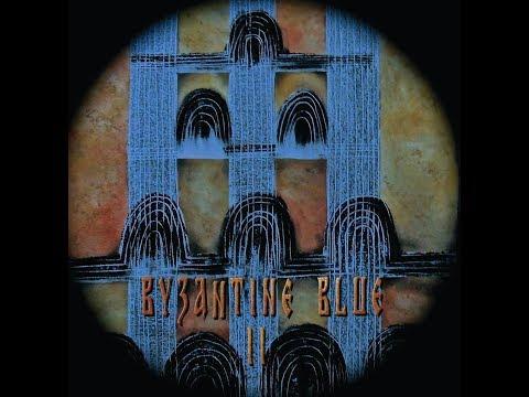 Byzantine Blue - Eastern European Ethno Jazz Rock Fusion - CD Promo
