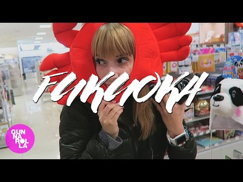 Fukuoka in a Day: Things To See, Do & Eat | ft. Ciaela