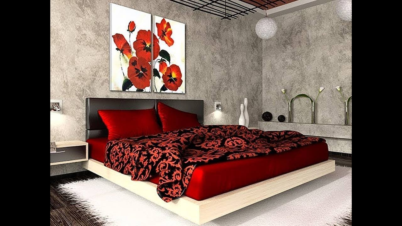 Romantic Bedroom Interior Youtube