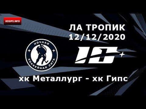 hc Metallurg   hc Gips NHL TO 2020 12 12