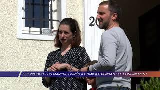Yvelines | Les produits du marché livrés à domicile pendant le confinement