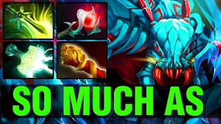 SO MUCH ATTACK SPEED !! - 633 WEAVER - Dota 2