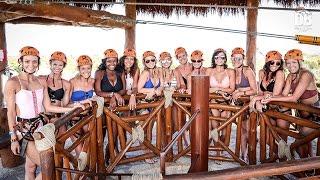 2018 Calendar adventures in Cancún
