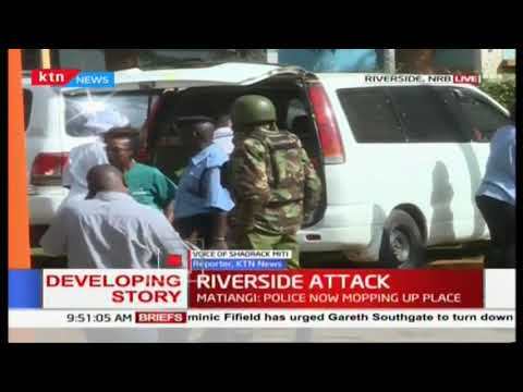 Riverside attack LIVE: Rescue operations still undergoing as more victims rushed to hospital