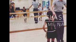 Latin Dance Class for kids in Naples.