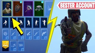 😨 I'll show the *BESTEN* OG Season 0 account from a FORTNITE PRO (Aerial Assault Trooper)