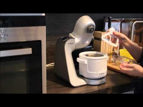 bosch mum5 eisbereiter montieren youtube. Black Bedroom Furniture Sets. Home Design Ideas