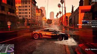 Vídeo 01 Testes GTA5 versão