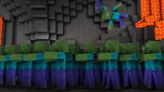 Песня Стива из Майнкрафт 'Алмазный меч'   мульт, клип{мое первое видео}=Олег Сидель(Мое первое видео не судите строго:3 ================================================================= наш девис