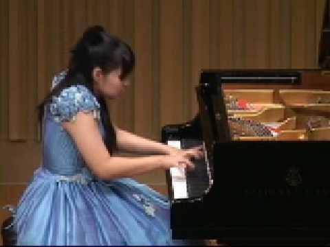 2008年度「王子賞」映像 水谷桃子  F. Chopin / Sonate pour piano No.2 mov.1