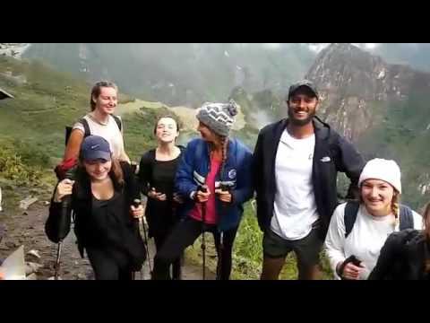 Classic Inca Trail Peru Guide Edwin