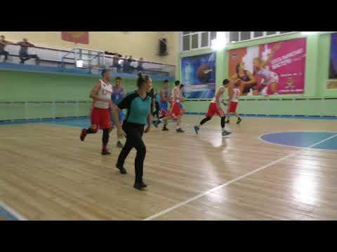 РБЛ. 2002-е vs БК Азов. 24.10.2018